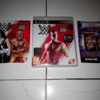 BD PS3 WWE 2K15