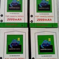 OBRAL BATERAI HIPPO BB DX-1 2000MAH ( 8900 / 9550) JAVELIN / STROM