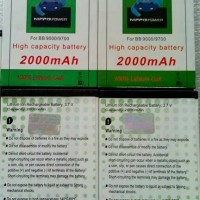 OBARAL BATERAI HIPPO BB M-S1 2000MAH (9000/9700 ) BOLD / ONYX 1 & 2