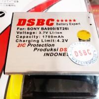Baterai Sony Xperia Ba900 / Ba 900 St26i Xperia M /  J / L / Tx Dsbc