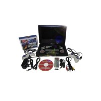GMC DIVX-808Y Portable DVD Player