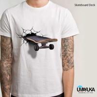 harga Kaos 3D Umakuka - SKATEBOARD DECK Tokopedia.com