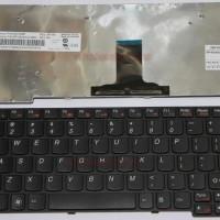 Keyboard Lenovo Ideapad S100 S10-3 S10-3S S205 series hitam
