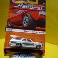 Hot Wheels 70 Chevelle SS Wagon