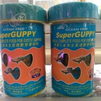 harga Makanan Ikan Khusus Guppy : Ocean Free Super Guppy Tokopedia.com