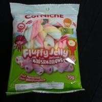 Corniche Fluffy Jelly Marsmallow 70 Gram