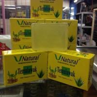 Sabun Batang Temulawak V Natural 80gr BPOM