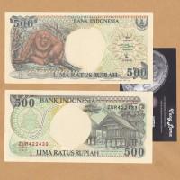 Uang Kuno 500 Rupiah 1992