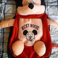 Jual tas boneka Micky Mouse Murah