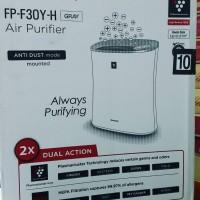 harga Sharp Air Purifier Fp-f30y Tokopedia.com