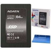 SSD ADATA SP600 64GB - (Read 540 MB / Sec Write 290 MB / Sec) -Jmicron