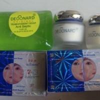 Grosir Paket Cream Deoonard 7 Days Pemutih Wajah / Penghilang…