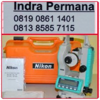 Promo !!! Jual Theodolite Nikon Ne 101 Ne 100