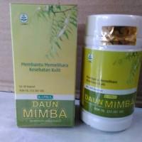 Kapsul Daun Mimba : kesehatan kulit, anti jamur dan bakteri, diabets