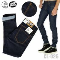 Celana Jeans slim fit Cheapmonday blue black