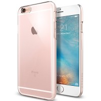 Spigen iPhone 6S  Case Thin Fit  Crystal Clear