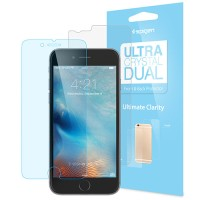 Spigen Steinheil LCD Film Ultra Crystal Dual for iPhone 6S