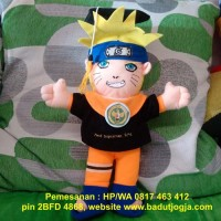 harga Boneka Wisuda Naruto  Plus Pin Dan Bordir Nama 40 Cm Tokopedia.com