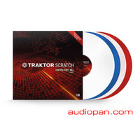 Native Instruments Traktor Scratch MK2 Control Vinyl