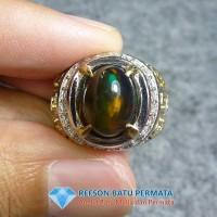 harga Natural Kalimaya Black Opal (bo3090) Memo Sky Tokopedia.com