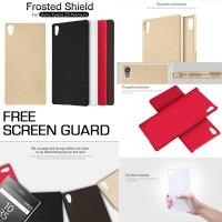 harga Jual Nillkin Hard Back Cover Casing Case Sarung Sony Xperia Z5 Premium Tokopedia.com