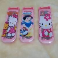 harga Sendok set snow white & hello kitty Tokopedia.com