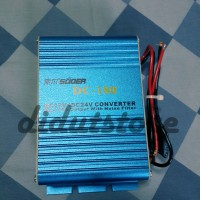 SUOER Inverter Converter Step Up DC 12V ke 24V (10 Ampere)