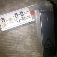 sim cutter / pemotong sim card nano sim untuk iphone 5 samsung s4 note