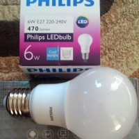 harga Lampu LED Philips 6w ( 6 watt ) Tokopedia.com