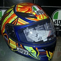 AGV K3 Rossi 5 Continents
