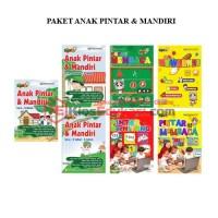 PAKET CD INTERAKTIF ANAK PINTAR & MANDIRI