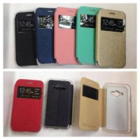 Flip Cover / Flip Case Samsung Galaxy J1 Ace (Sarung Hp)