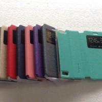 Flip Cover / Flip Case Ume Clasic Oppo Neo 7 (Sarung Hp)