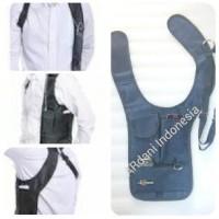 Harga tas gadget pundak anti pencuri anti thief hidden underarm | WIKIPRICE INDONESIA