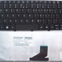 Keyboard Acer Aspire One 522 532 532H 532G AO532H AO532 AO522 Hitam