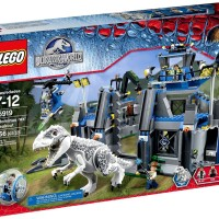 LEGO 75919 - Jurassic World - Indominus Rex Breakout