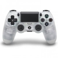 Stick Wireless PS4 Dual Shock Original Crystal (Brand New)