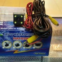 camera LED khusus/oem fit avanza 2007-2011 merk macrone