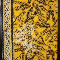 Batik Gajah Oling Kuning Daun