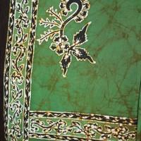 Batik Gajah Oling Hijau Sembur
