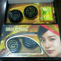BIO GOLD WHITENING CREAM Bpom original
