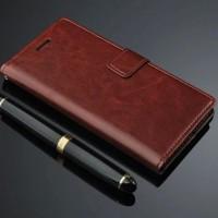harga Elegant Retro Flip Leather Case Cover - Oppo R7 / R7 Lite Tokopedia.com