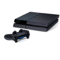 Sony Playstation 4 US Version 2 Stick Original Controller 500 GB Hitam