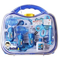 Mainan Bayi Anak Doctor Bag (Blue)
