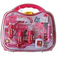 Mainan Bayi Anak Doctor Bag (Pink)