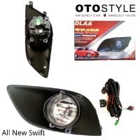 harga Foglamp / Fog Lamp Suzuki Swift 2011 On Set Lengkap Tokopedia.com