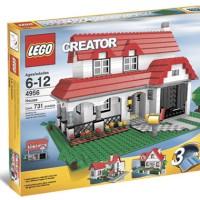 LEGO 4956 CREATOR House