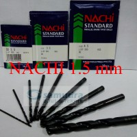 harga NACHI Mata Bor Besi 1.5 mm Tokopedia.com