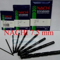 harga NACHI Mata Bor Besi 7.5 mm Tokopedia.com