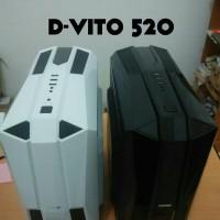 Dazumba DVito 520 (PSU 380W, Black / White)